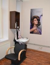Interier kadeřnictví MK Salon Ostrava